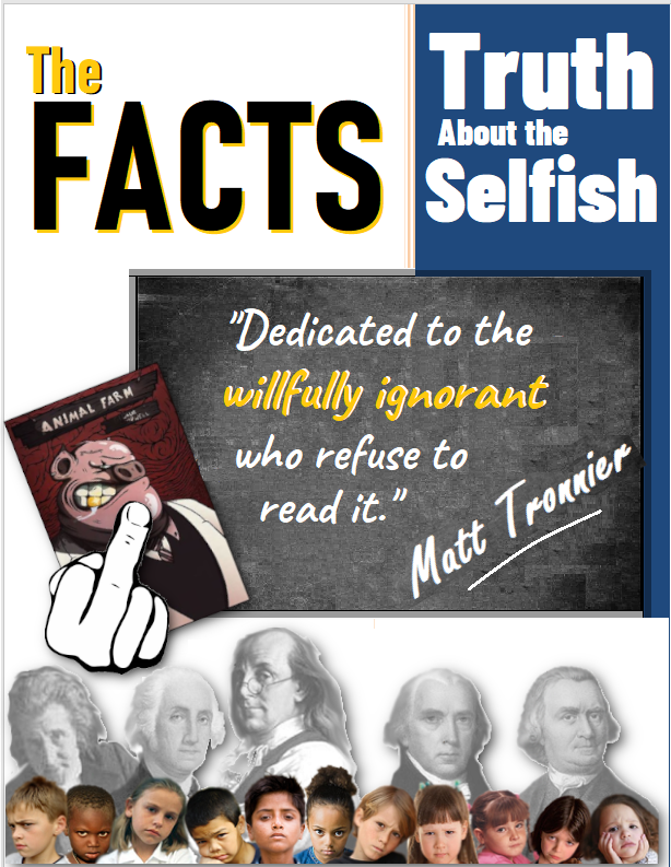 The FACTS SelfishTruth